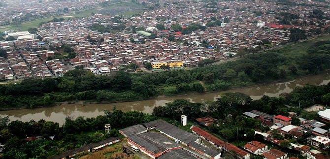 Cali y la Nación renuevan convenio de reforzamiento del jarillón del río Cauca