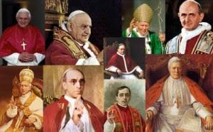 Papas da Igreja
