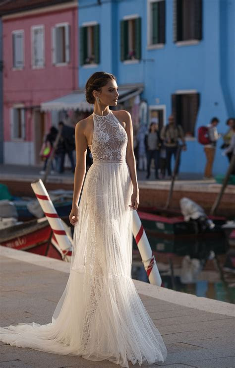 Couture Wedding Gowns by Gali Karten   Dimitra's Bridal