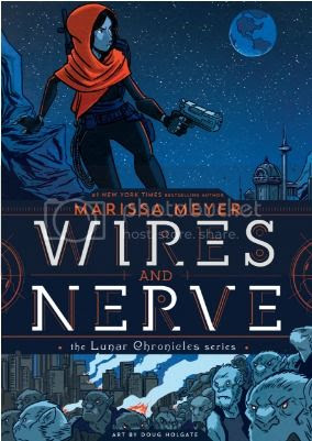 https://www.goodreads.com/book/show/29772863-wires-and-nerve-volume-1