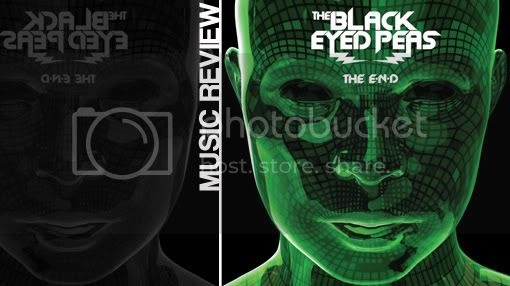 Album review: The Black eyed peas - The E.N.D