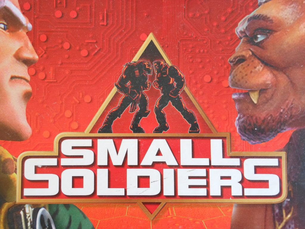 Small Soldiers: Big Battle Game