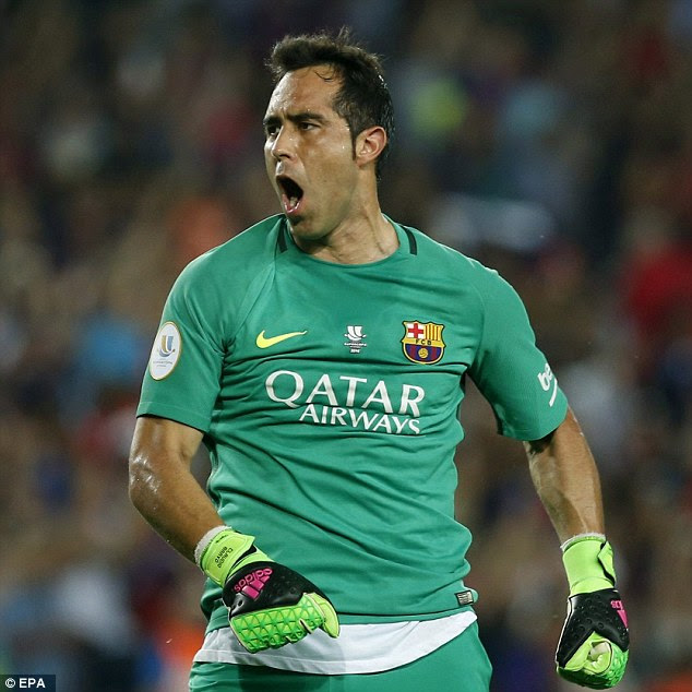 The Chilean transferred from the Nou Camp to City just two months ago