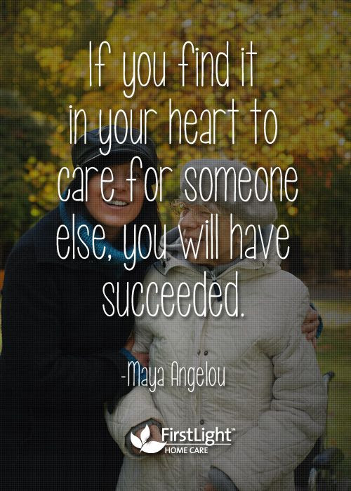 Quotes About Caring For The Elderly 60 Quotes