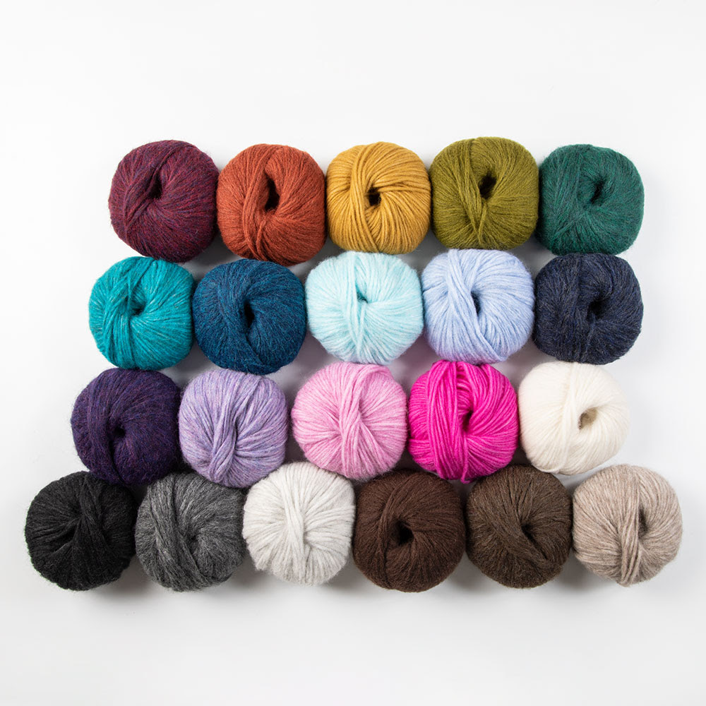 Wonderfluff Knitting Yarn