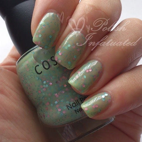 Nail Cake Born Pretty Store Review: Swatches And Review: Born Pretty Store's Cosmiss Nail