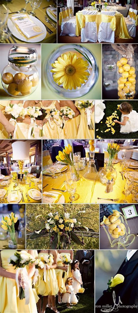 Beautiful Yellow Wedding!!   Wedding Inspiration Boards