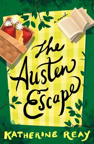 Image result for the austen escape by katherine reay