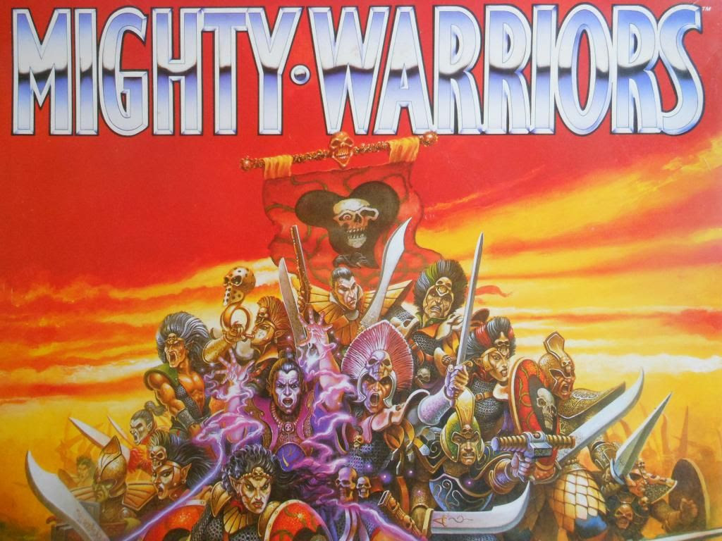 Mighty Warriors title