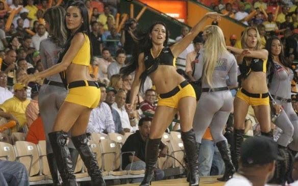 "Comisión Disciplina de Lidom reprocha ""conducta inapropiada"" de bailarinas"