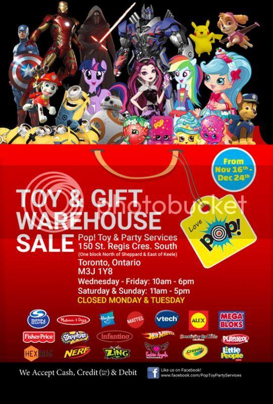 Toy Flyer 2016