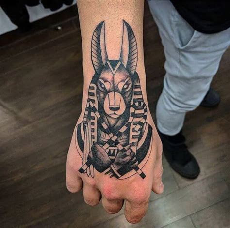 anubis tattoos designs ideas meaning tattoos