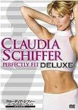 クローディア・シファー/パーフェクトリー・フィット デラックス -いつでもどこでもクローディア!トレーニングBook付- [DVD]