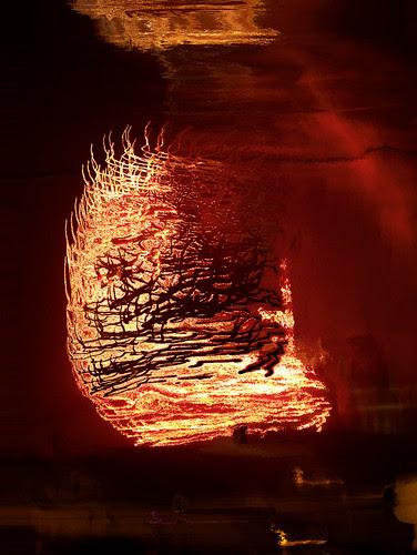 jessy kendall - fireworks8 by jim leftwich
