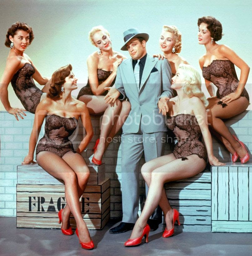Guys And Dolls - Marlon Brando