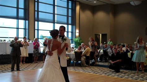 Bridal Party Entrance and Bride and Groom First Dance