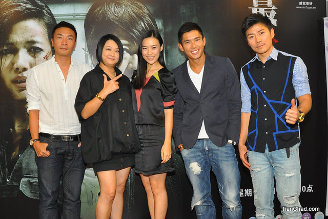 Unriddle 最火搭档 2 @ NTV7 Snap Shot & Press Conference
