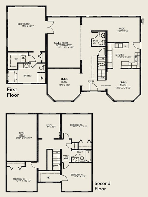 3 bedroom house plans - Modern Home Exteriors