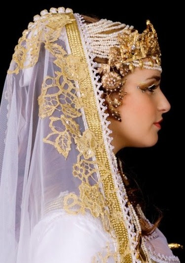 North Moroccan Bride