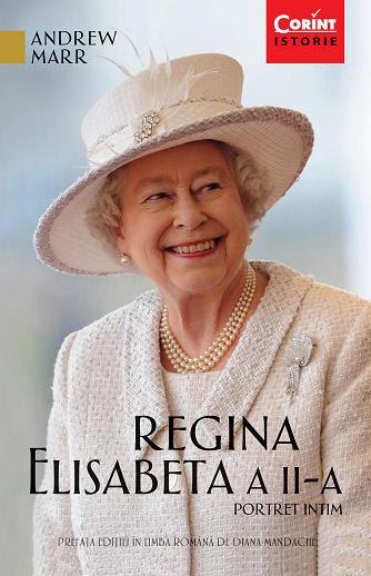 Lansarea volumului Regina Elisabeta a II-a. Portret intim