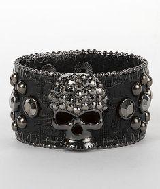 BKE skull bracelet<3