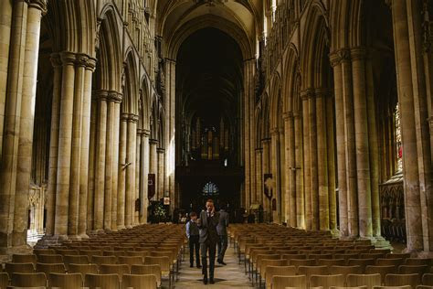 Beverley Minster Wedding Photography, Yorkshire