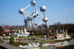 Mini Europe, Bruparck, Brussels, Belgium
