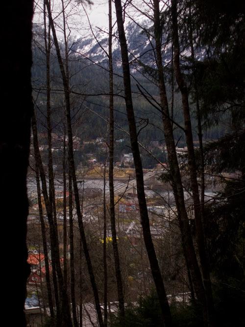 Juneau, Alaska view