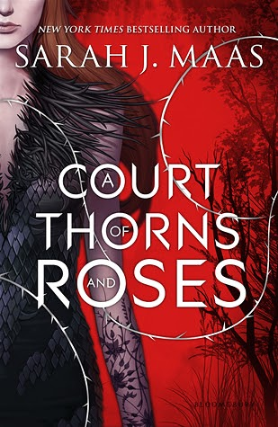 Currently Reading: A Court Of Thorns And Roses by Sarah J. Maas