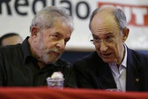 A reportagem diz que, para o MP, Lula exerceu entre 2011 e 2014 influência junto ao governo federal para obter contratos para empreiteiras de grande porte do país
