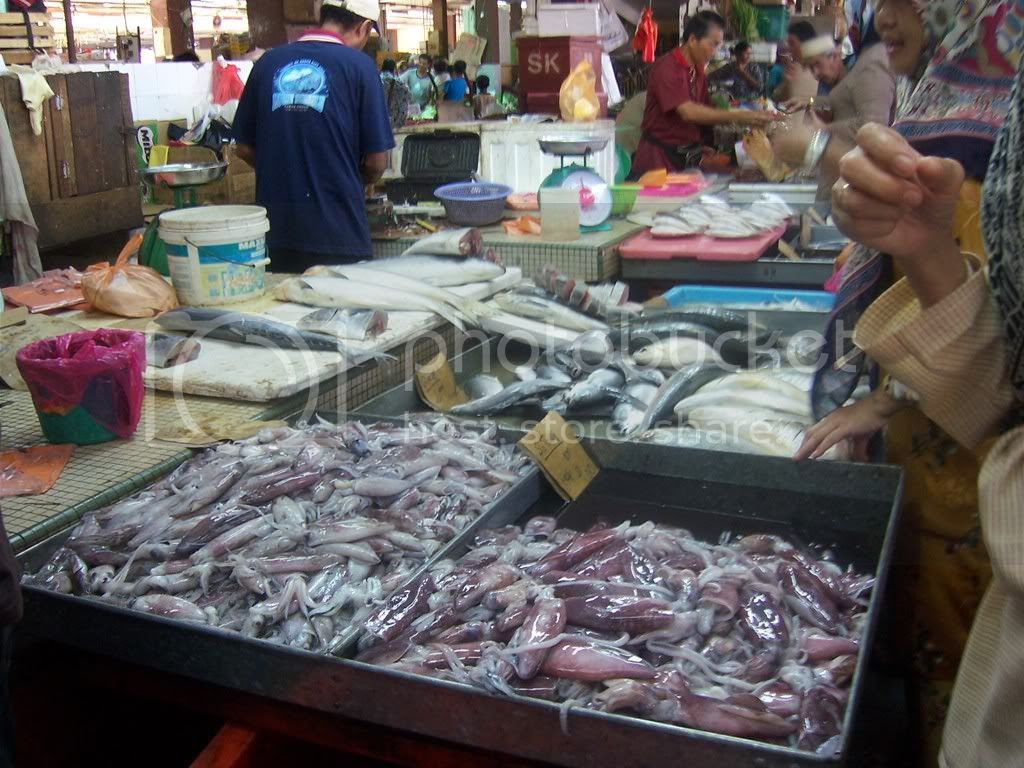Old Town Wet Market