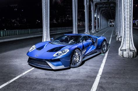 ford gt configurator    prospective buyers
