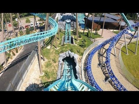 Nigloland inaugura nova Water Coaster - Atualização 2