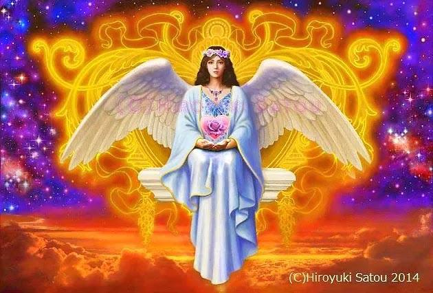 Risultati immagini per arcangel uriel