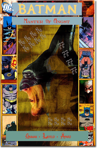 Neil Gaiman's Batman