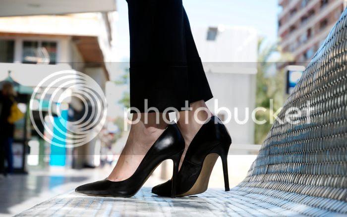 Stilettos Street Style