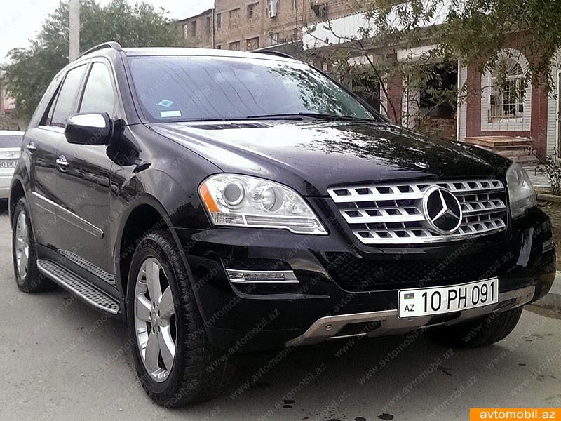 Mercedes-Benz ML 350 Urgent sale Second hand, 2008, $34400 ...