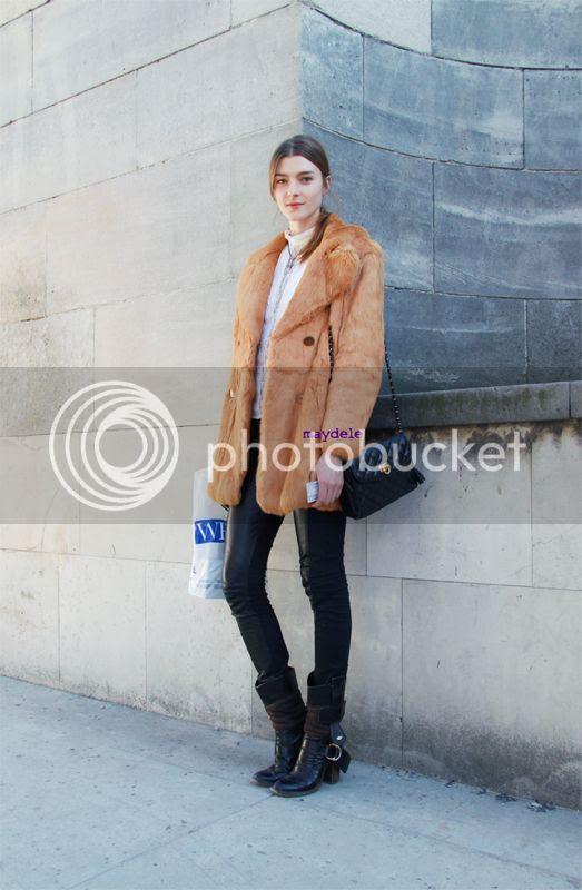New Face fall winter 2012 : Zen Sevastyanova at IMG Models