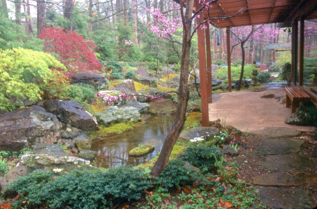 Japanese Garden Design Windowsunity