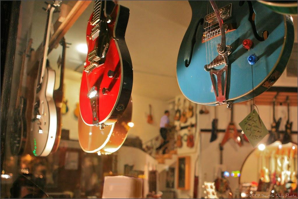 Bradley's Guitars