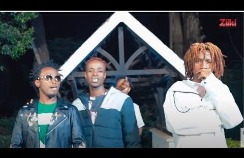 Download or Watch(Official Video) Bahati ft Boondocks gang – Taniua