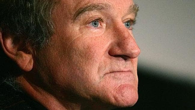 Robin Williams' devastating final days battling Lewy body dementia