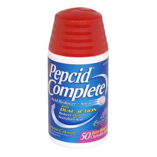 Pepcid Active Ingredient