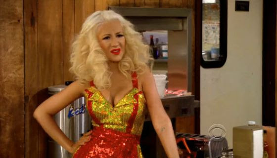 Christina Aguilera letras