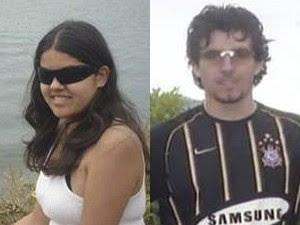 Kátia Carolina de Carvalho e Rodolfo Rodrigues foram mortos em 2010 em São José dos Campos. (Foto: Arquivo Pessoal)