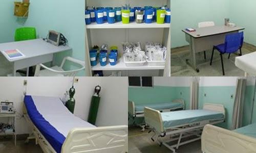 Resultado de imagem para hospital ana virginia em caaporã