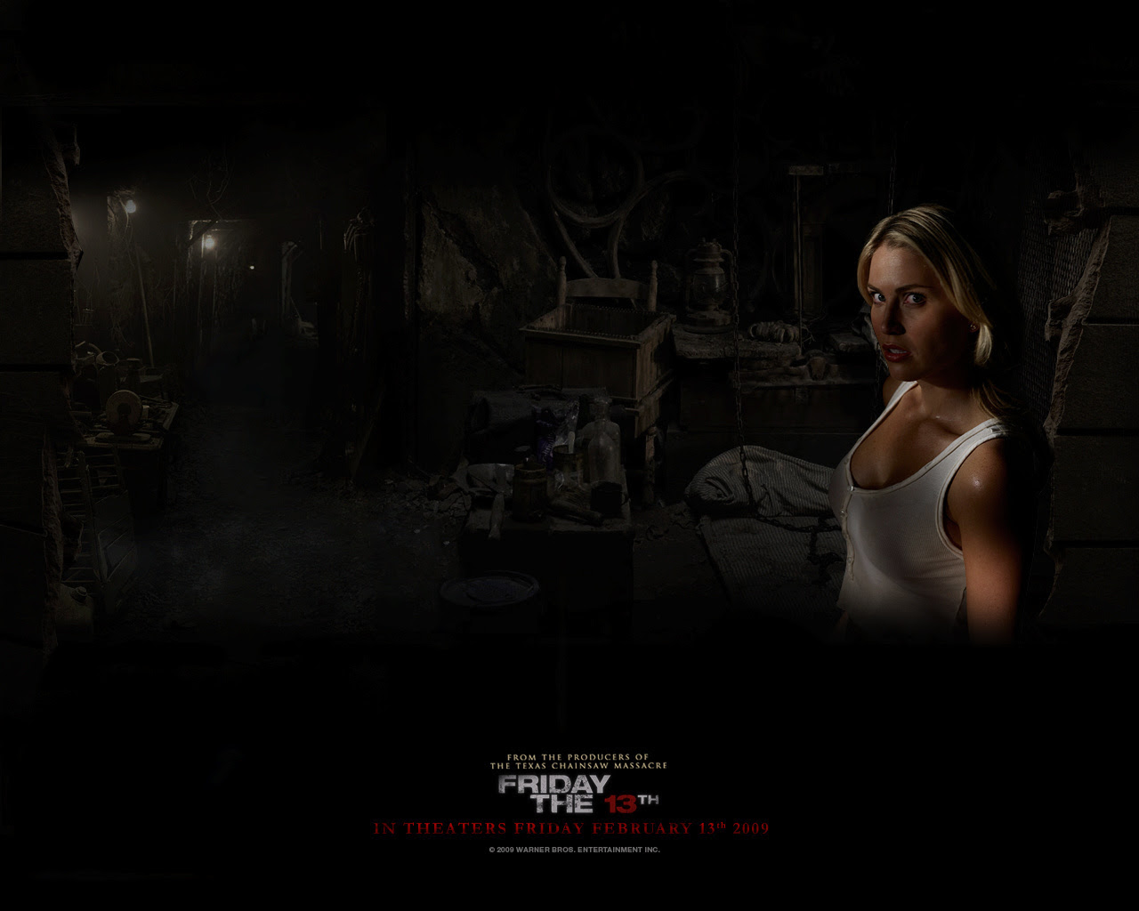 Friday The 13th Friday The 13th 2009 Wallpaper 3971550 Fanpop