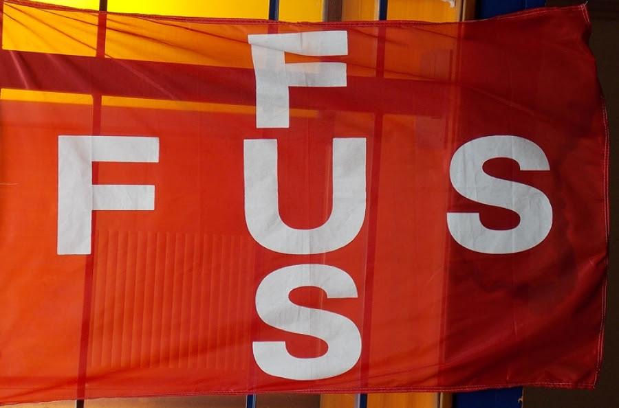 FUS profundiza medidas ante intransigencia patronal