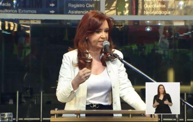 Por una baja de presión, CFK suspendió su visita a Santiago