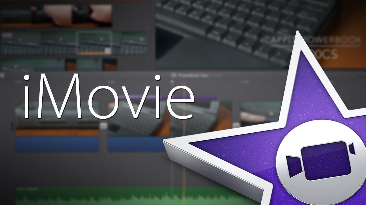 iMovie 2014 Demo #ComputerClan - YouTube
